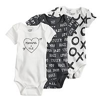 Baby Jumping Beans® 3 pkPrint & Graphic Bodysuits