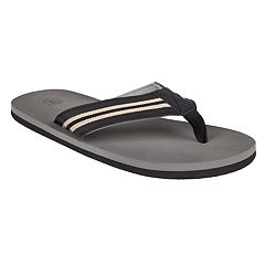 Wembley Grosgrain Men's Thong Flip Flops