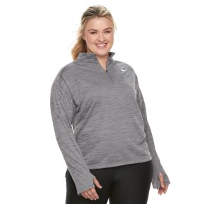 Plus Size Nike Pacer Running Top