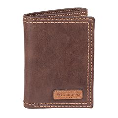 Men's Columbia RFID-Blocking Trifold Wallet
