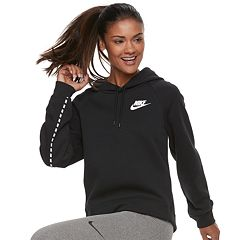 Women's Nike Sportswear Optic Graphic Tape Hoodie