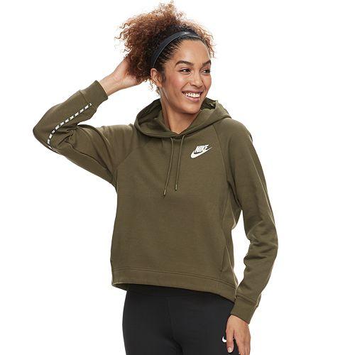 Nike Tape Optic Graphic Hoodie Women's Sportswear yvwm80ONn