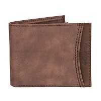 Men's Columbia RFID-Blocking Extra Capacity Bifold Wallet