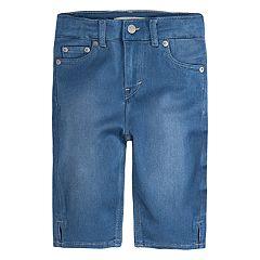 Girls 7-16 Levi's Supersoft Shorty Shorts
