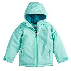 Girls 4-18 Columbia Snowman Builder Heavyweight Jacket