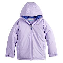 Girls 4-18 Columbia Snowman Builder Heavyweight Jacket