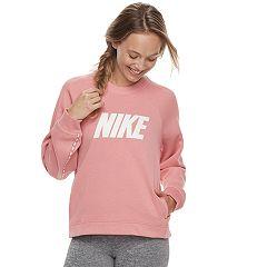 Women's Nike Sportswear Crew Neck Sweatshirt