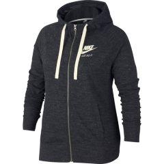Nike PerformanceHOODIE - Zip-up hoodie - bleached coral/birch heather