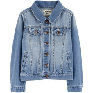 Girls 4-12 OshKosh B'gosh® Denim Jacket