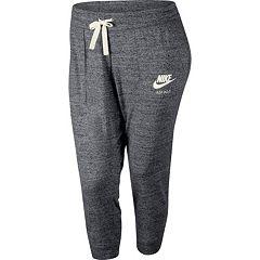 Plus Size Nike Vintage Capris