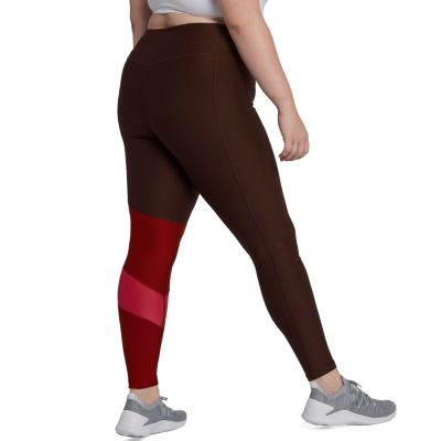 Plus Size Nike Power Graphic Training Midrise Tights