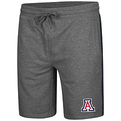 Men's Colosseum Arizona Wildcats Sledge II Terry Shorts