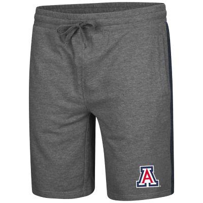 Men's Colosseum Arizona Wildcats Sledge II Terry Shorts
