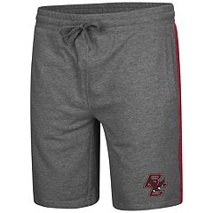 Men's Colosseum Boston College Eagles Sledge II Terry Shorts