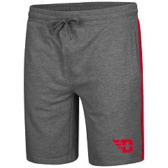 Men's Colosseum Dayton Flyers Sledge II Terry Shorts