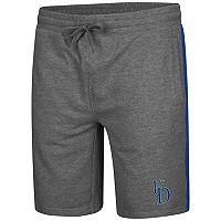 Men's Colosseum Delaware Blue Hens Sledge II Terry Shorts