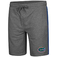 Men's Colosseum Florida Gators Sledge II Terry Shorts