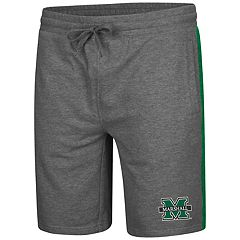 Men's Colosseum Marshall Thundering Herd Sledge II Terry Shorts
