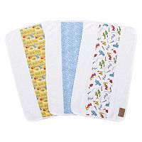 Trend Lab Dr. Seuss 3-pk. One Fish, Two Fish Jumbo Burp Cloth Set