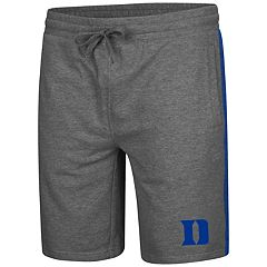 Men's Colosseum Duke Blue Devils Sledge II Terry Shorts