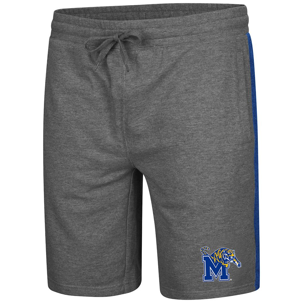 Men's Colosseum Memphis Tigers Sledge II Terry Shorts