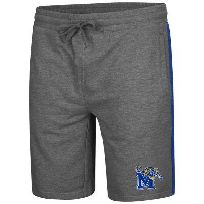 Men's Colosseum Memphis Tigers Sledge II Terry Shorts