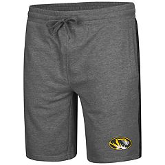 Men's Colosseum Missouri Tigers Sledge II Terry Shorts