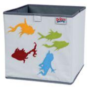 Trend Lab Dr. Seuss One Fish, Two Fish Storage Bin