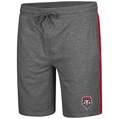 Men's Colosseum New Mexico Lobos Sledge II Terry Shorts