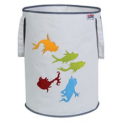 Trend Lab Dr. Seuss One Fish, Two Fish Storage Tote