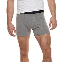 Men's Hanes 4-pack ComfortBlend Fresh IQ Boxer Briefs