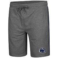Men's Colosseum Penn State Nittany Lions Sledge II Terry Shorts
