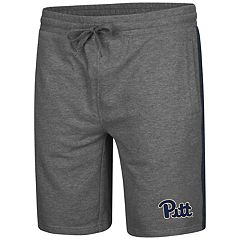 Men's Colosseum Pitt Panthers Sledge II Terry Shorts