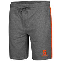 Men's Colosseum Syracuse Orange Sledge II Terry Shorts