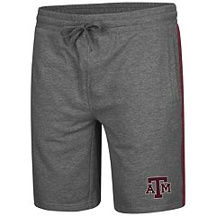 Men's Colosseum Texas A&M Aggies Sledge II Terry Shorts