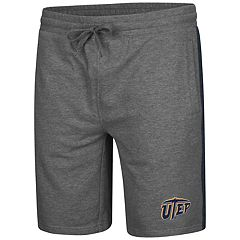 Men's Colosseum UTEP Miners Sledge II Terry Shorts