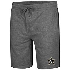Men's Colosseum Vanderbilt Commodores Sledge II Terry Shorts