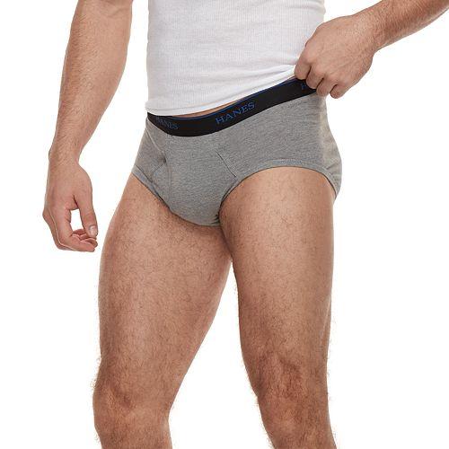 Men's Hanes 5-pack ComfortBlend Fresh IQ Briefs