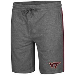 Men's Colosseum Virginia Tech Hokies Sledge II Terry Shorts