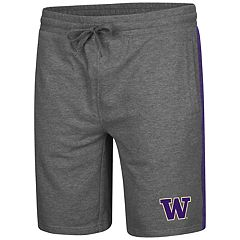 Men's Colosseum Washington Huskies Sledge II Terry Shorts