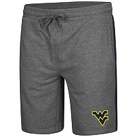 Men's Colosseum West Virginia Mountaineers Sledge II Terry Shorts