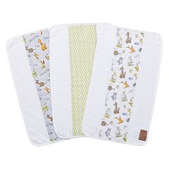 Trend Lab Dr. Seuss What Pet Should I Get? 3-Pack Jumbo Burp Cloths