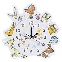Trend Lab Dr. Seuss What Pet Should I Get? Wall Clock