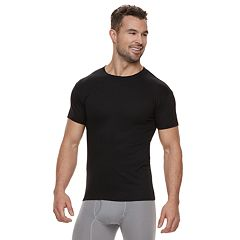 Men's Hanes Ultimate 4-pack ComfortFlex Crewneck Tees