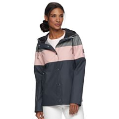 Women's Halitech Hooded Colorblock Jacket
