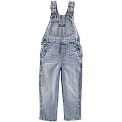 Toddler Boy OshKosh B'gosh® Sunfaded Denim Overalls