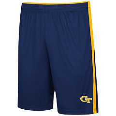 Men's Colosseum Georgia Tech Yellow Jackets Shorts