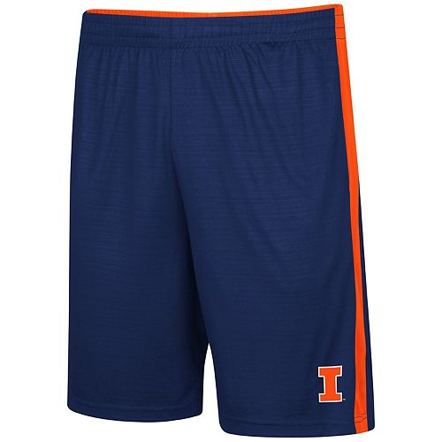Men's Colosseum Illinois Fighting Illini Shorts