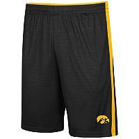 Men's Colosseum Iowa Hawkeyes Shorts