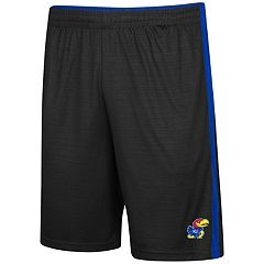 Men's Colosseum Kansas Jayhawks Shorts